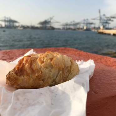 10 Things you should know about Malta - Going to Malta - what you should know - Image of a Pastizzi
