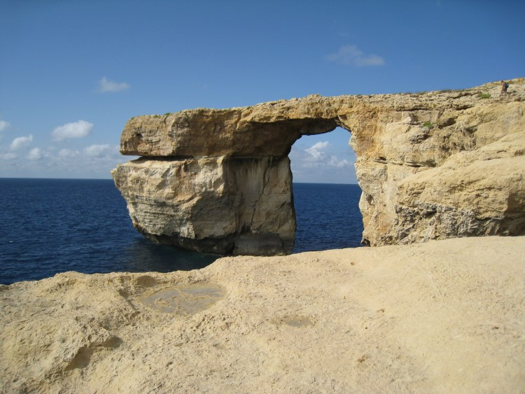 Things to do in Malta. Happy Travels: Where you absolutely should go in Malta. Image of Azure Window Gozo pre-collapse