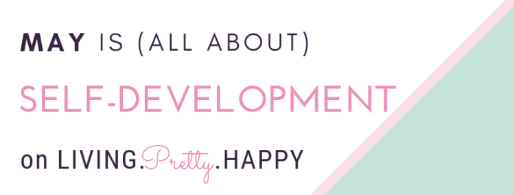 May Well-being Focus: Self-Development
