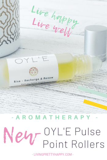 Introducing new OYL'E Aromatherapy Pulse Point Rollers.  Power of aromatherapy.  Benefits of aromatherapy.  Easy to use stress-relieving product.  Aromatherapy on the go.  #aromatherapy #wellbeing #livewell #livehappy #calmness #wellbeinghelp