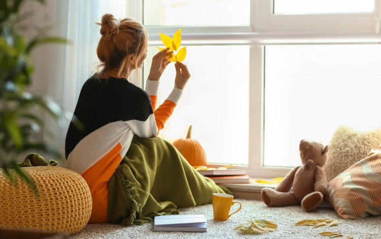 Cosy times at home on cold days but make sure you're supplementing in order to maintain wellness this Autumn