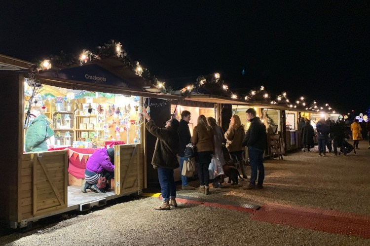 The Christmas Markets at Blenheim Palace