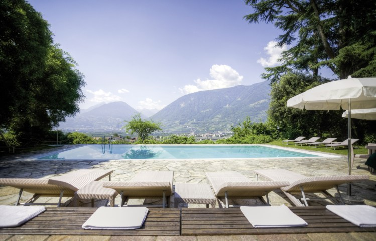 Villa Eden Italy Pool