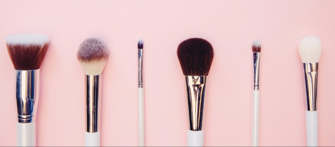 How to clean your makeup brushes fast!