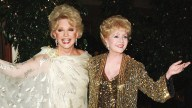 Ruta Lee and her late friend, Debbie Reynolds
