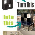 Thrifty Diy Desk And Hutch Homeright Giveaway Living Rich On Less