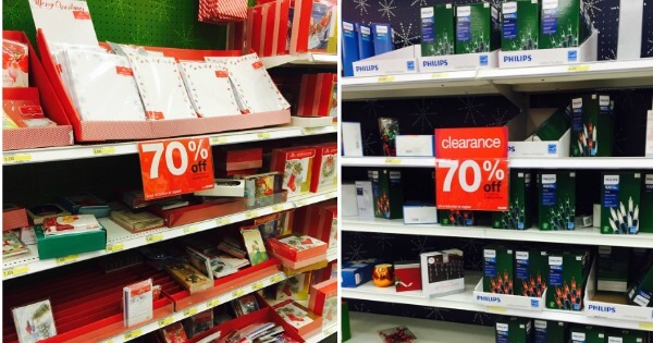 Target Christmas Clearance Sale Is Now 70% Off + Awesome