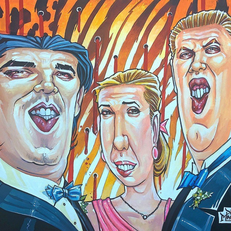 Animal Magnetism by Dave MacDowell