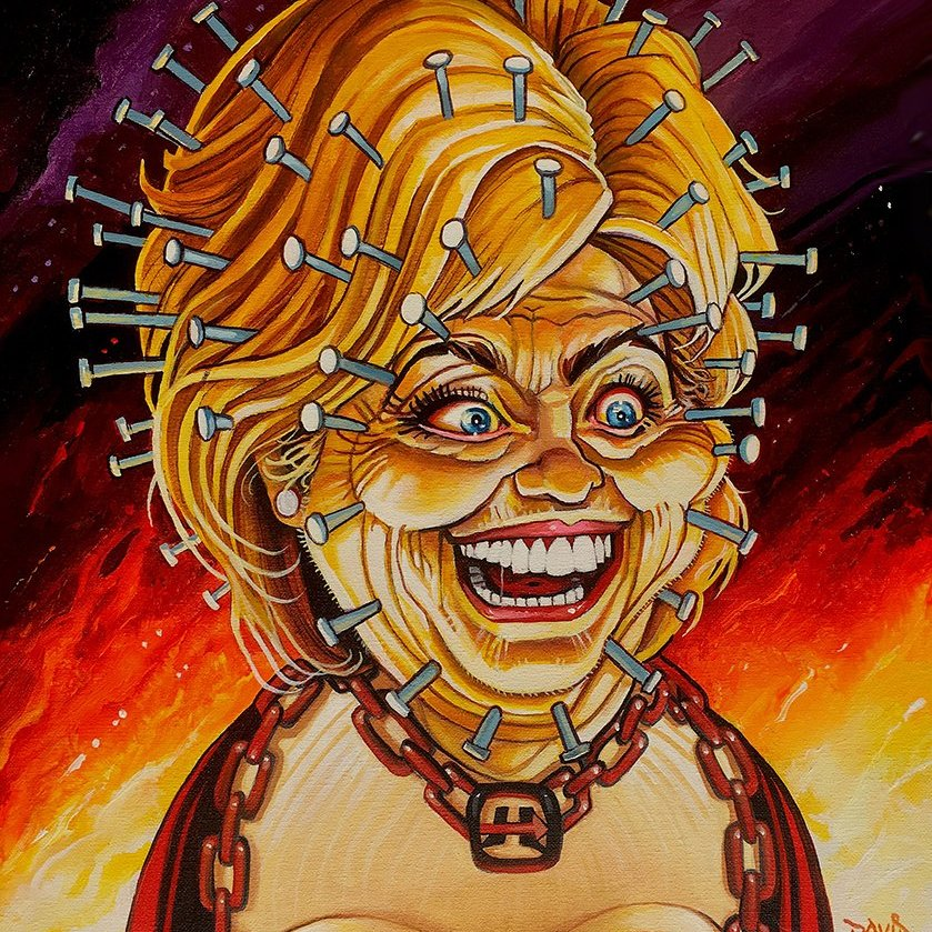 HILLRAISER! by Dave MacDowell