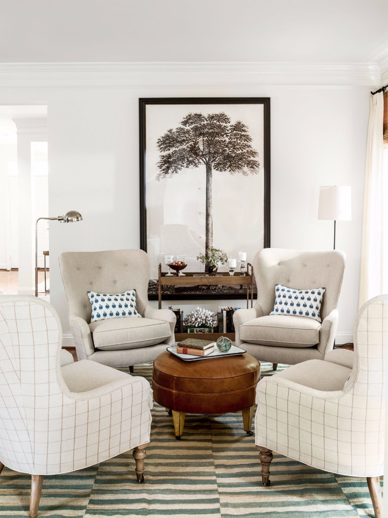 The Best Ways to Display Art in Your Living Room Decor on Best Sconces For Living Rooms Near Me id=31859