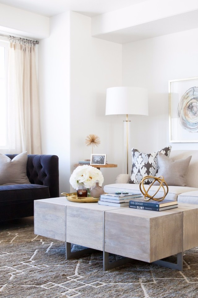 What's Hot On Pinterest: 5 Chic Living Room