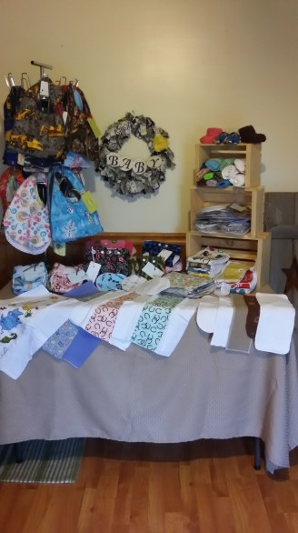 Reusable Baby Items