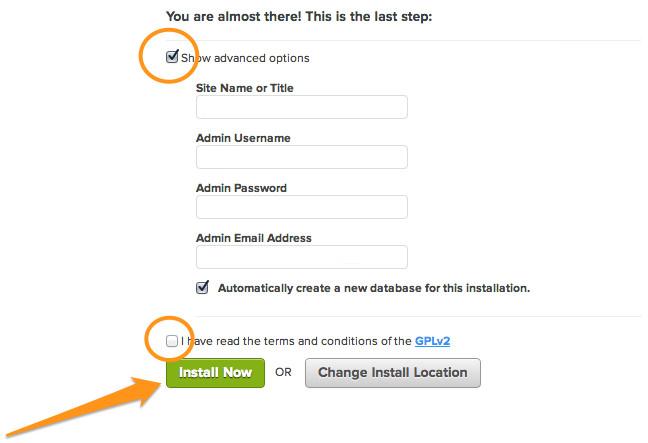 bluehost-adv-options-wordpress