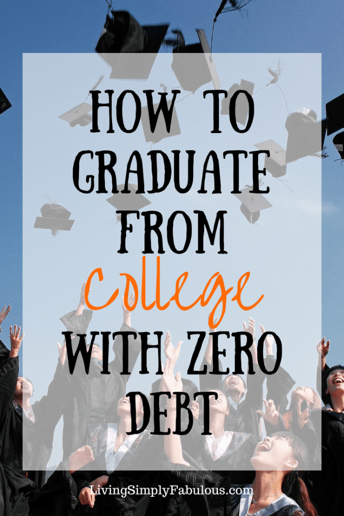 Getting a college education shouldn't cost an arm and a leg. You also shouldn't have to spend the most of your adult life paying back student loans either. Here are a few ideas to help you pay for college without student loans. It's possible to graduate from the college of your choice with zero debt.