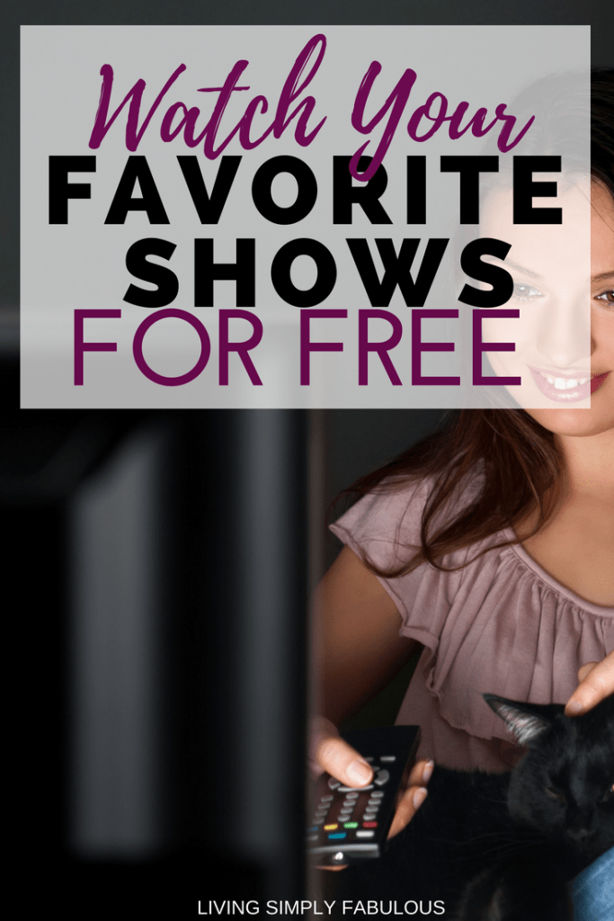 Don't want to miss your favorite television shows and movies? Here are 21 great places to watch tv free online.