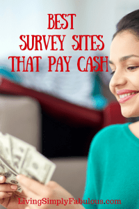 If you're looking for legit ways to make money online, here are 15 of the best survey sites to make money. Earn more than a $1000 a month giving your opinion.