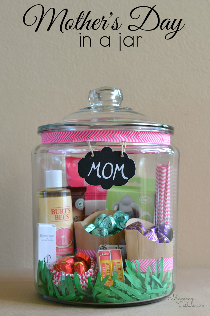 mom gifts for jar