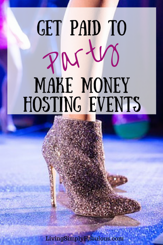 Looking for a fun and lucrative side hustle? Look no farther. If you like to plan parties and have them, Consider hosting and planning parties as a great ways and fun . Plan your next party and make money