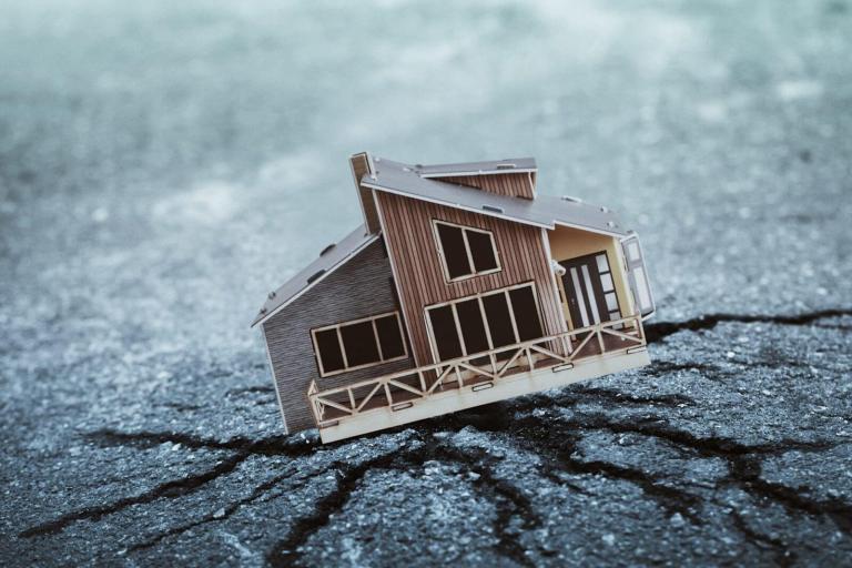 家の耐震強度