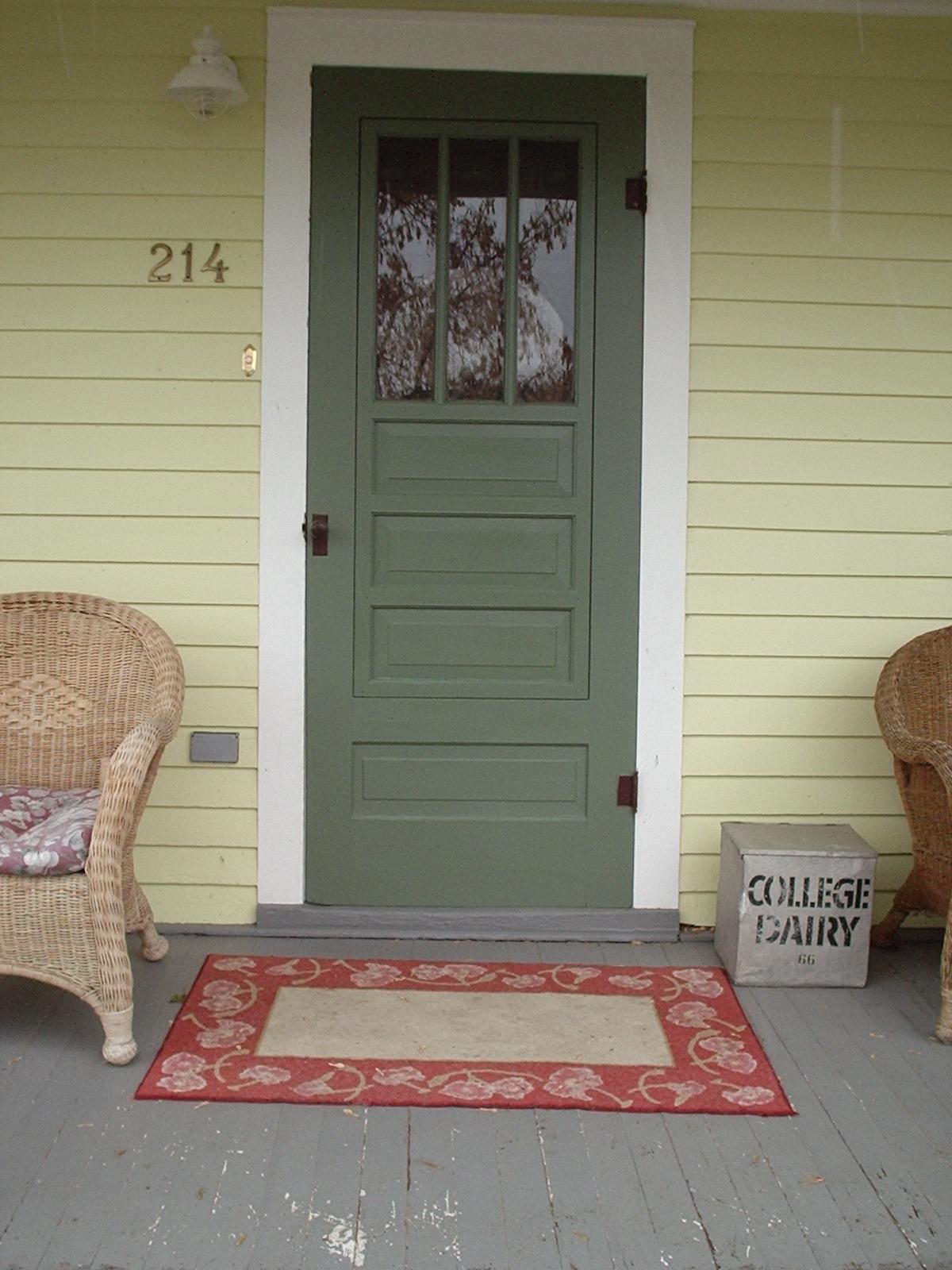 Storm Door Livingsmall