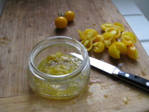 Galina Tomatoes, saving seed