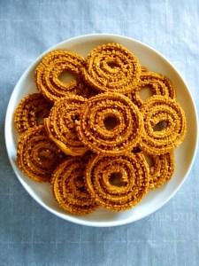 Chakli Murukku – Instant Pot Mealthy Crisplid, Air Fryer, Oven baked