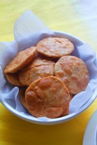 Khasta Poori / Puri / Indian Puffed Fried Bread
