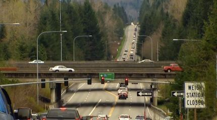 Snoqualmie Tribe Donates $75K for possible new, dedicated on-ramp lane at 90/18 Interchange