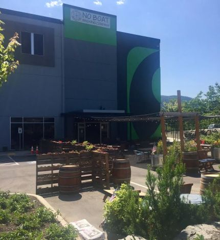Committed to Snoqualmie: No Boat Brewing announces expansion just two years after opening