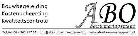 ABO bouwmanagement