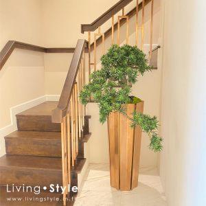 ต้นบอนไซ 4 ตกแต่งบ้าน Livingstyle ดอกไม้ปลอม ต้นไม้ปลอม ดอกไม้ประดิษฐ์ ต้นไม้ประดิษฐ์ ตกแต่งบ้าน สวนแนวตั้ง สวนหย่อม
