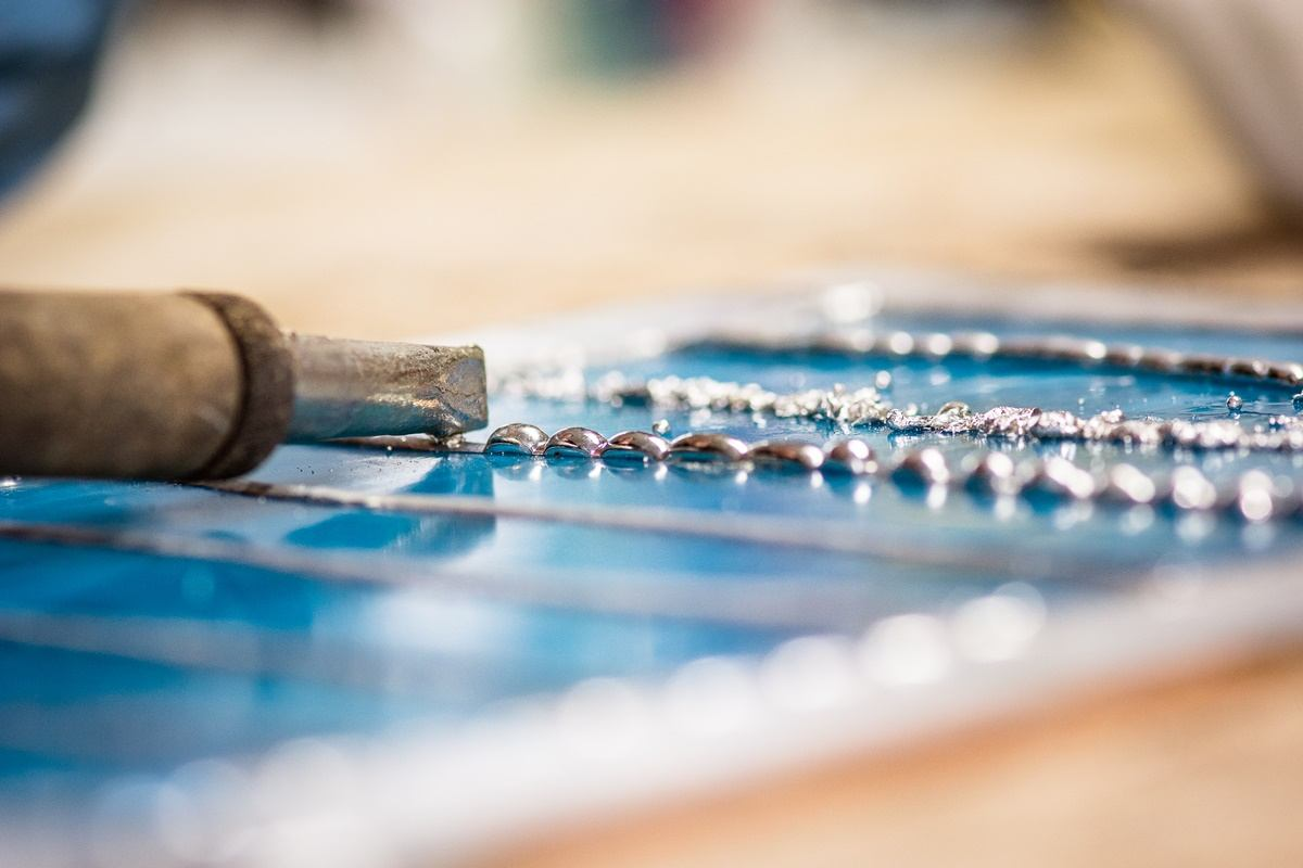 Decorative Solder: How To Add Extra Details