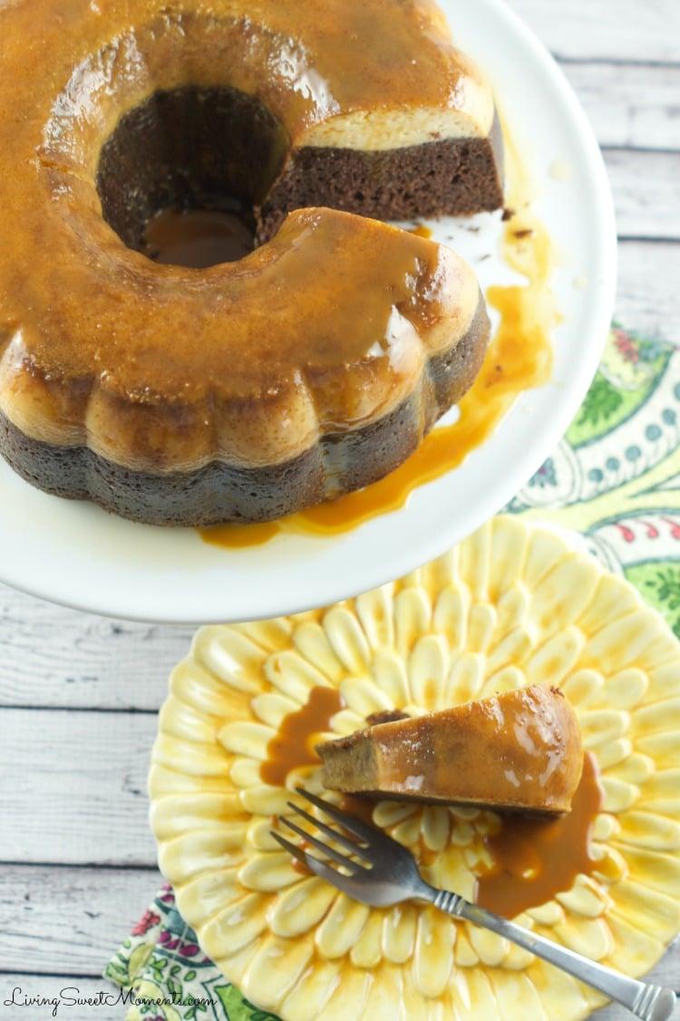 And Cake Quick Caramel Easy Recipe