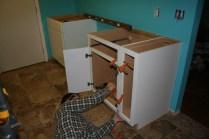 Quad Crashers: Kitchen Update