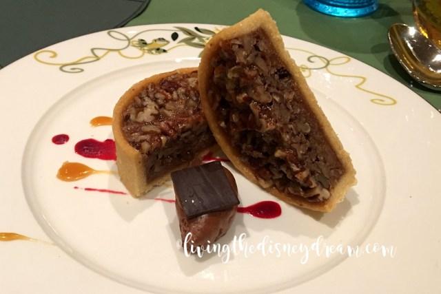 Southern Style Pecan Nut Tart
