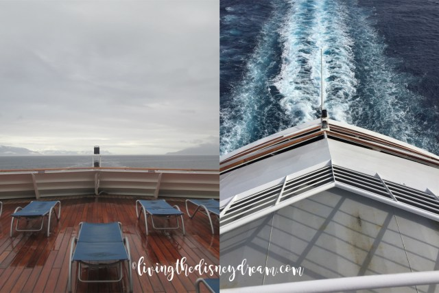 Disney Wonder Secret Deck 7 now gone