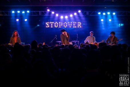 Deerhunter at Savannah Stopover 2019