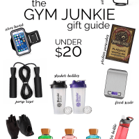 A Gift Guide for the Gym Junkie