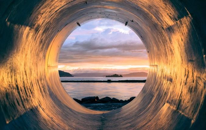 Glowing Tube