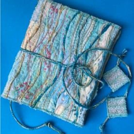 Machine Embroidery - Greta Fitchett