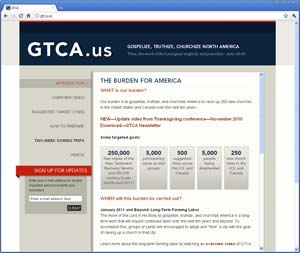 Helpful Website: GTCA.us