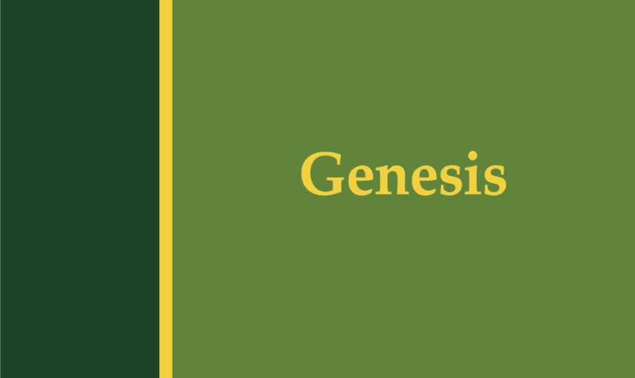 Life-Study of Genesis: Messages 114-116
