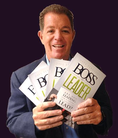 Author, Dave Ferguson