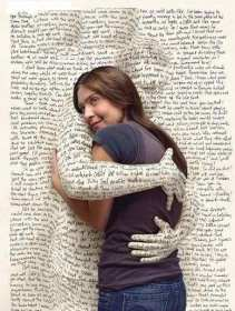 The-Bible-giving-girl-a-hug