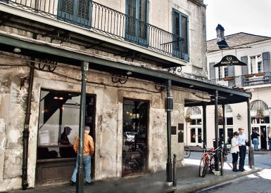 Napoleon House in New Orleans.