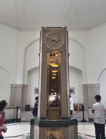 RC Harris clock.