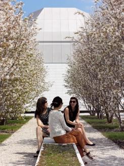 Aga Khan garden, Toronto.