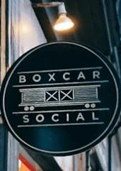 Boxcar sign