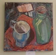 Mug and jug.