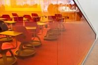Classroom on the Sun floor at Ryerson.